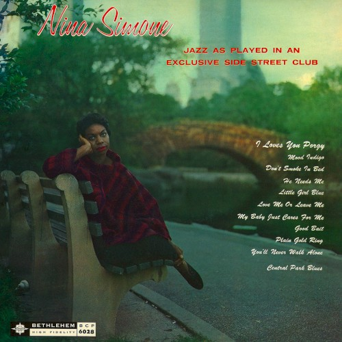 Album Poster   Nina Simone   Love Me Or Leave Me