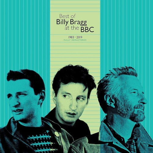 Album Poster | Billy Bragg | There Is Power in a Union (John Peel Session, 20th August 1985)