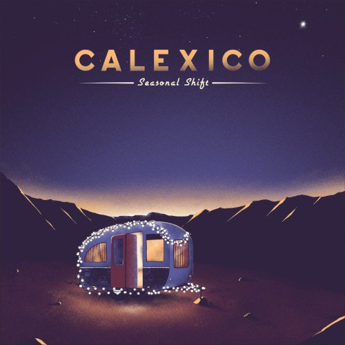 Album Poster   Calexico   Heart of Downtown