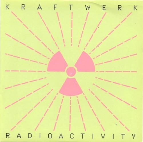 Album Poster | Kraftwerk | Radioactivity