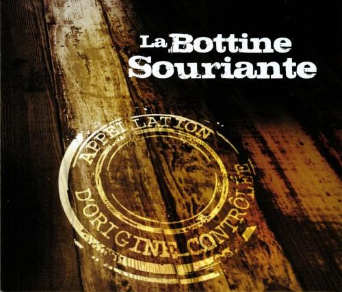 Album Poster   La Bottine Souriante   Le Gourmand