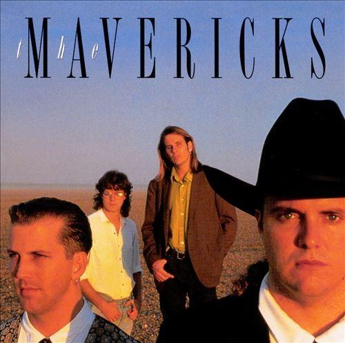 Album Poster | The Mavericks | In My Dreams
