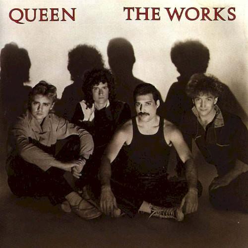 Album Poster   Queen   Radio Ga Ga