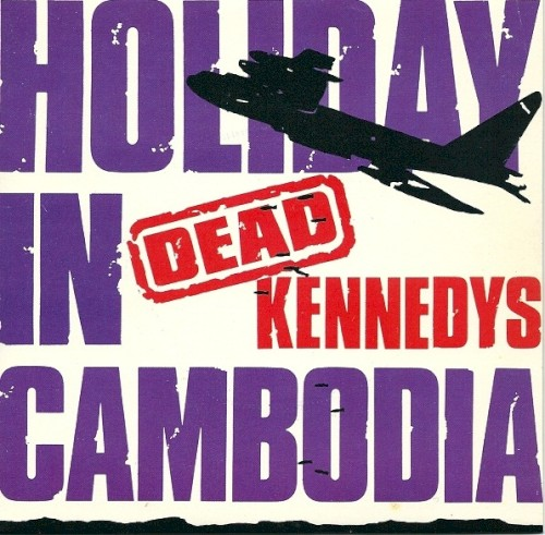 Holiday In Cambodia (Single)