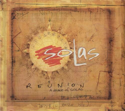 Album Poster | Solas | Pastures Of Plenty