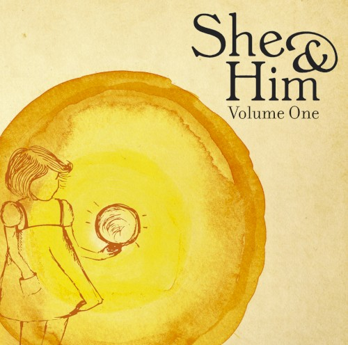 Album Poster | She and Him | This Is Not A Test