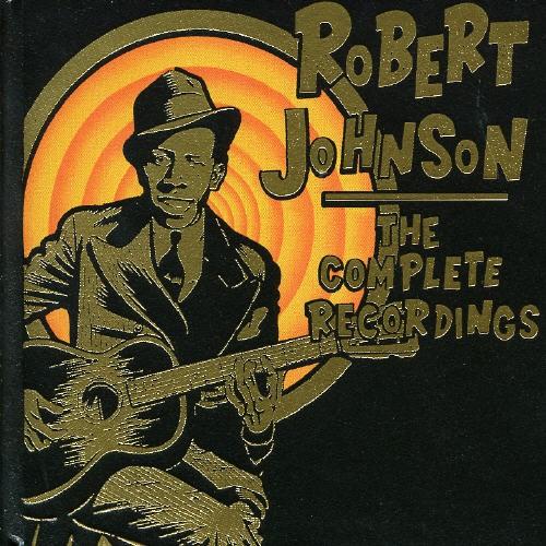 Album Poster   Robert Johnson   Rambling On My Mind