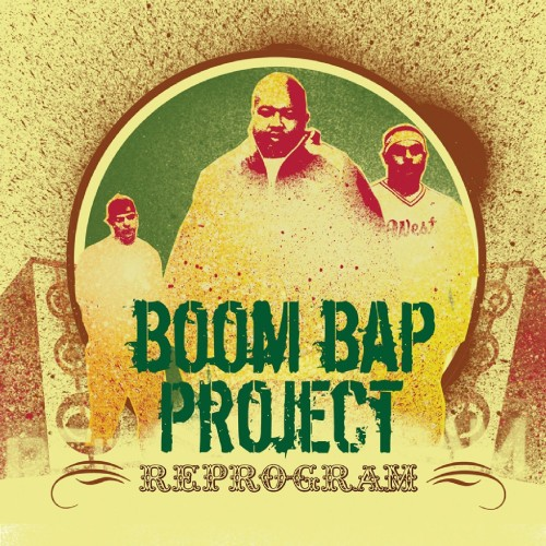 The Back Bone of Hip Hop feat  DJ Vinroc by Boom Bap Project