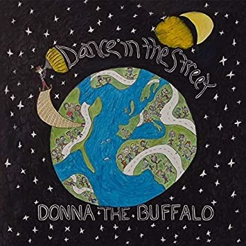 Album Poster | Donna The Buffalo | Across The Way