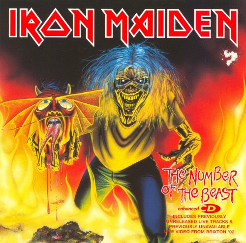 Every Time I Hear That Song Brandi Carlile: The Number Of The Beast By Iron Maiden