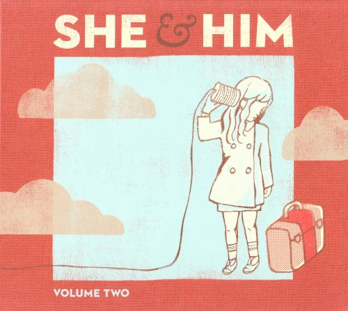 Album Poster | She and Him | Thieves
