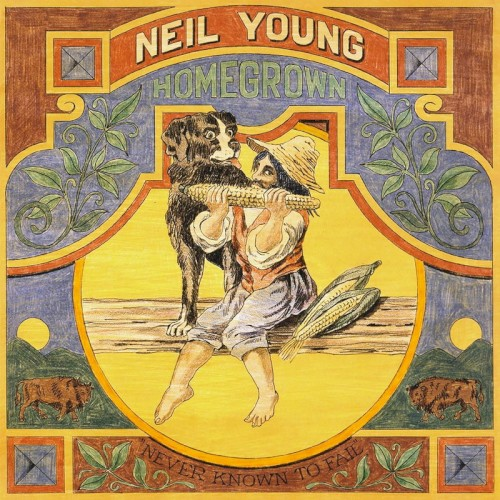 Album Poster | Neil Young | Try