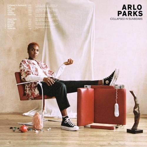 Album Poster | Arlo Parks | Hope