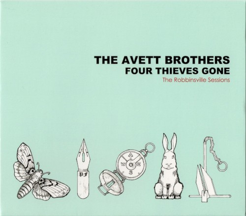 The Lowering (A Sad Day In Greenvilletown) by The Avett Brothers