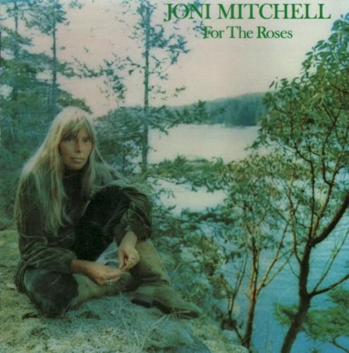 Album Poster | Joni Mitchell | Blonde In the Bleachers