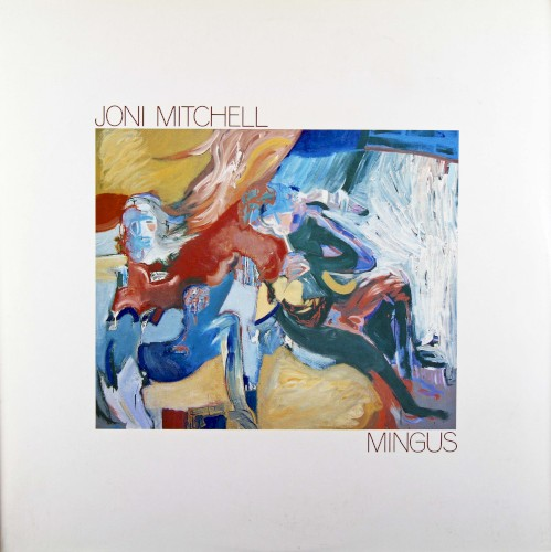 Album Poster | Joni Mitchell | The Dry Cleaner from Des Moines