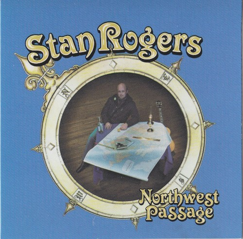 Album Poster | Stan Rogers | The Field Behind The Plow