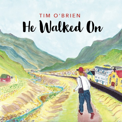 Album Poster | Tim O'Brien | When You Pray (Move Your Feet)