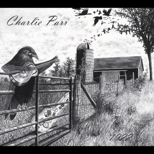 Album Poster | Charlie Parr | Jesus at the Kenmore