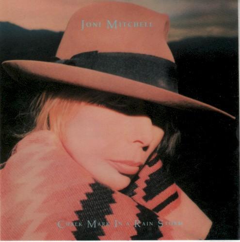 Album Poster | Joni Mitchell | My Secret Place feat. Peter Gabriel