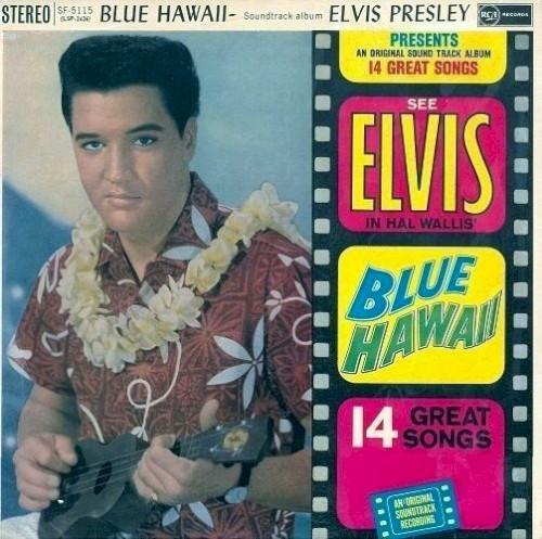 Album Poster | Elvis Presley | Can't Help Falling In Love