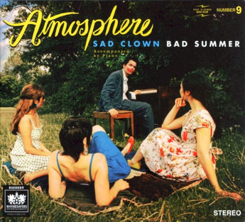 Sad Clown Bad Summer