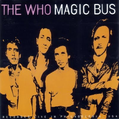 Album Poster   The Who   Magic Bus